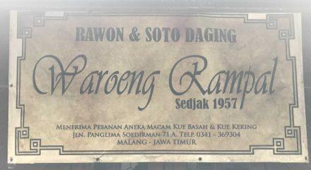 rawon rampal