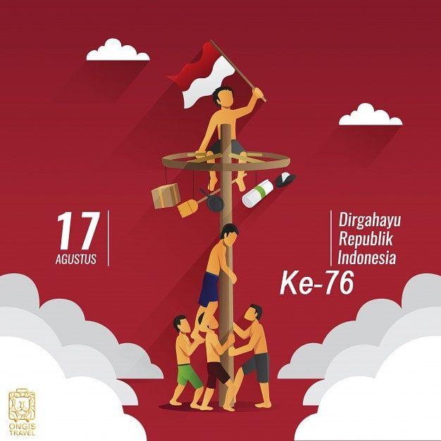 Selamat dan semangat HUT ke-76 Republik Indonesia! Semoga langkah Tanah Airku tercinta semakin dimudahkan ke depannya.Aamiin..  #ongistravel  #paketwisatabromo #paketwisatamalang #tripmalang  #bromo #tripbromo #fotobromo #folkgreen #dagelan #sunrisebromo #folkindonesia  #ayodolan  #livefolkindonesia #bromomurah #exploreindonesia #bromotrip #explorebromo #amazingmalang  #opentripbromo #exploremalang #exploregunung  #indonesia_photography #tripbromomurah #wisatamalang #bromomidnight #bromo #yoikimalang #YOURTRIPLIFESTYLE